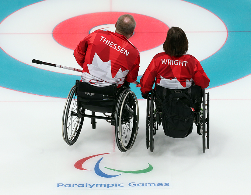 Marie Wright, Champion Wheelchair Curler: The Unbelievable Road to Gold  - Image 2