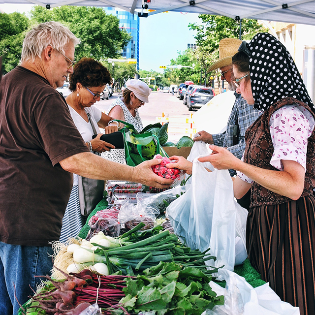 Regina Farmers' Market Supporting Local for 44 Years!  - Image 1