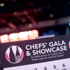 """The 9th Annual Chefs' Gala & Showcase: You Had Us at """"Hello"""""""