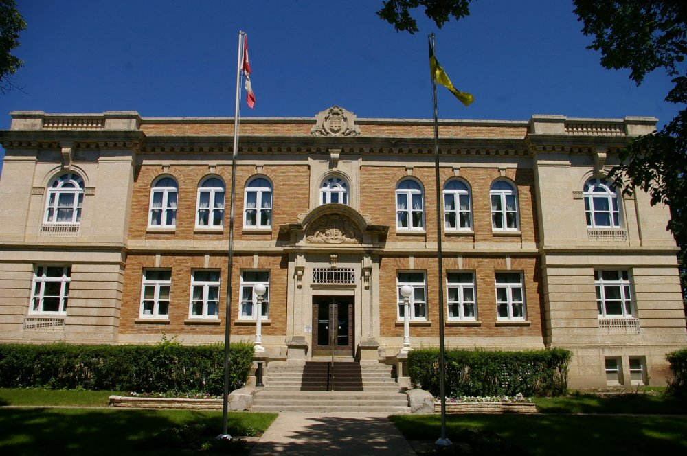 The Historical Yorkton Court House - Image 1