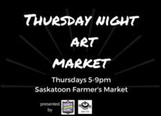 Thursday Night Art Market