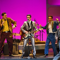 Globe Theatre Presents Buddy — The Buddy Holly Story