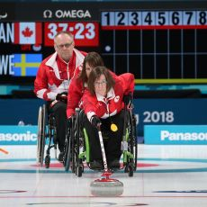 Marie Wright, Champion Wheelchair Curler: The Unbelievable Road to Gold